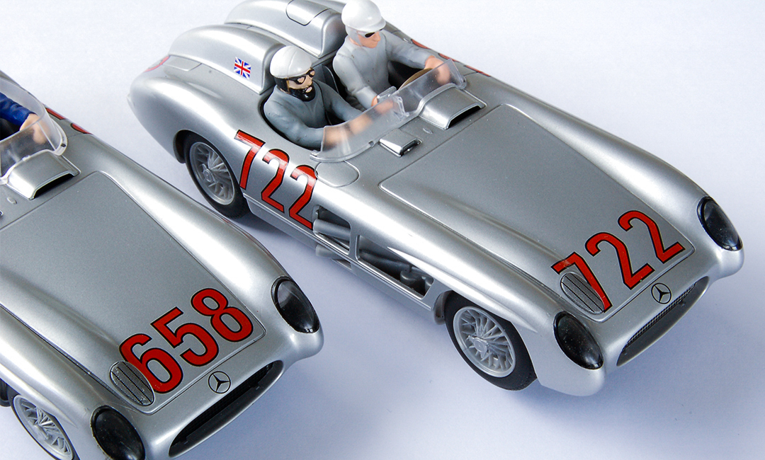 Scalextric Mercedes 300SLR
