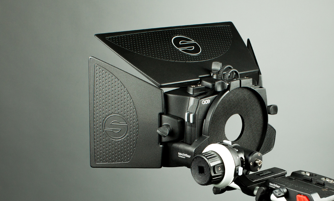 Sachtler Ace Matte Box and Follow Focus
