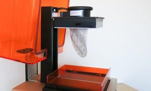 Desktop SLA 3D printing
