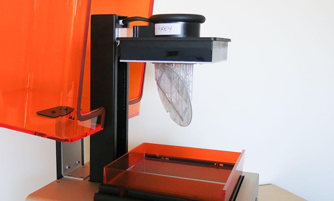 In-house Formlabs 3D Printer