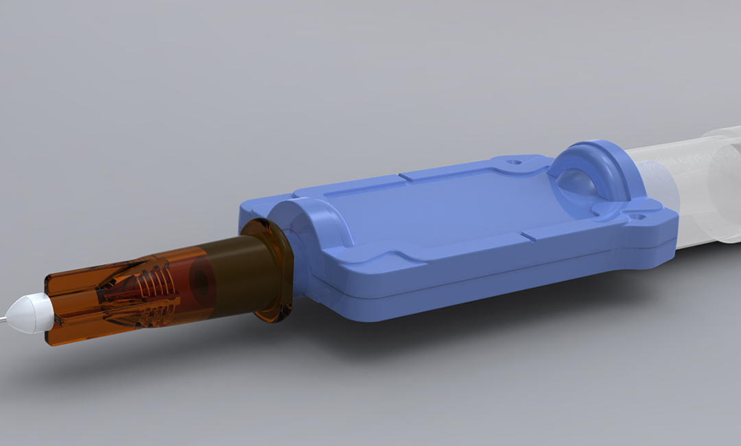 Vaccine Rehydration System CAD Model