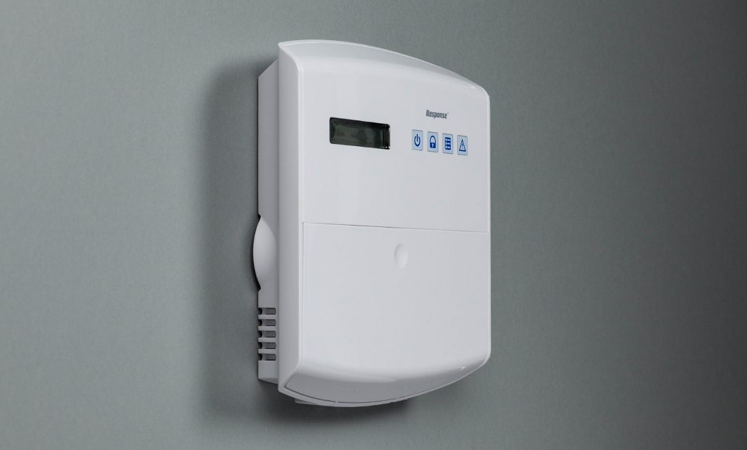Wireless_Alarm_System_Control_Panel